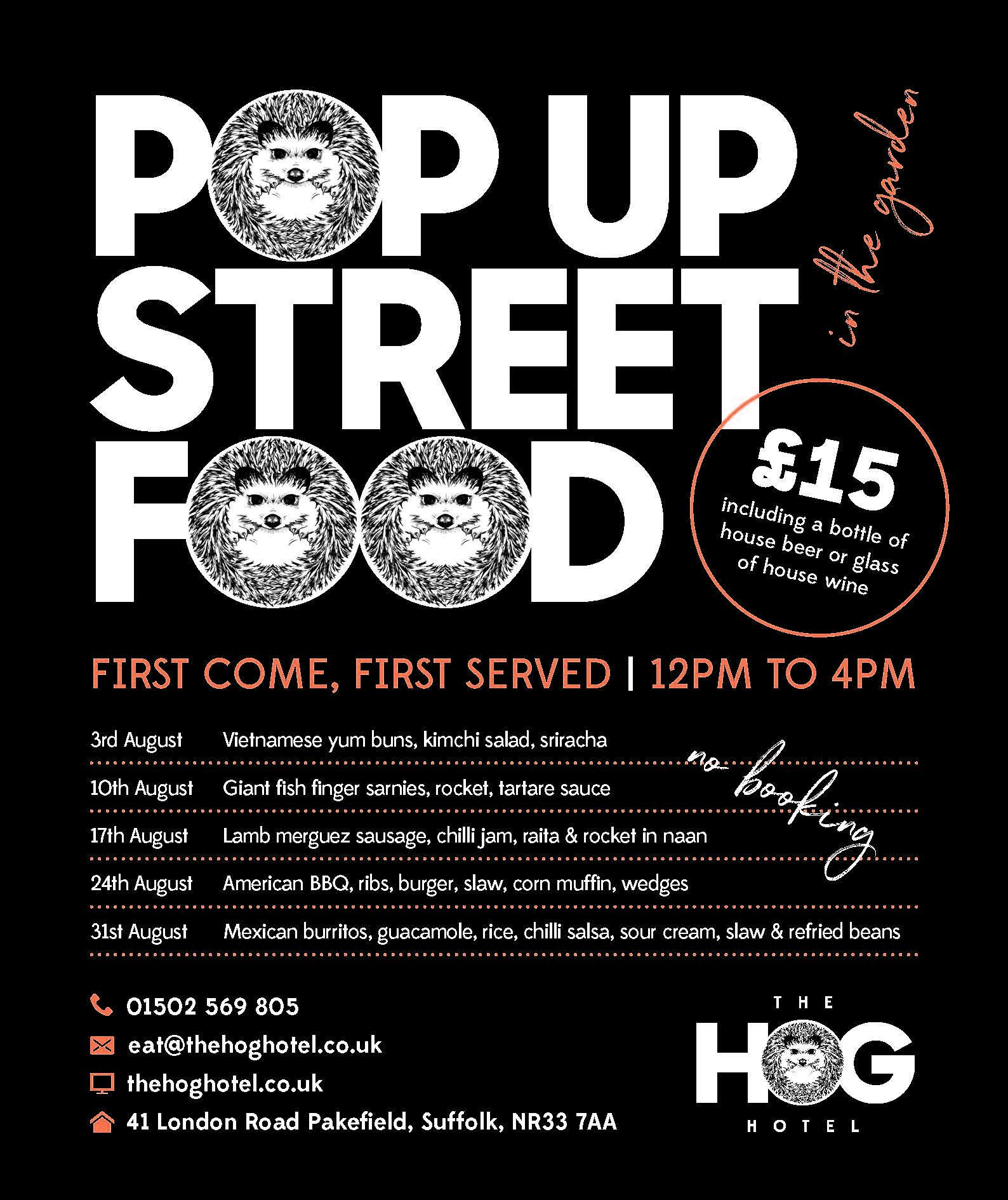 The Hog - Street Food